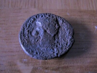 Ancient Roman Imperial Coin. Unidentified.