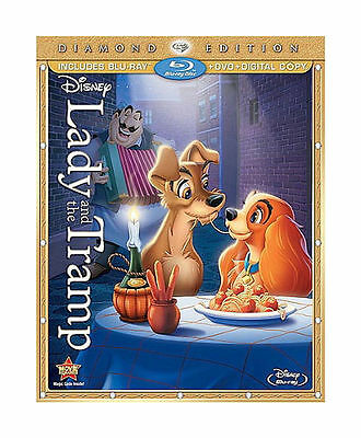 Disney's Lady and the Tramp Google Play Split Digital Code Only - No Disc