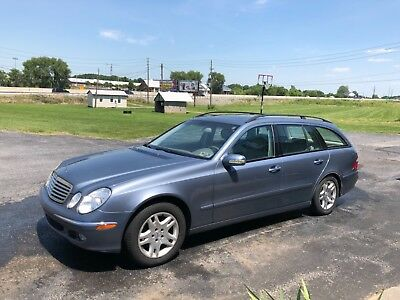 2004 Mercedes-Benz E-Class  2004 Mercedes Benz E320 4matic Wagon