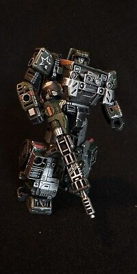 Transformers War for Cybertron Custom HOUND Siege Deluxe Class WFC