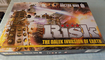 BBC Doctor Who Risk: the Dalek Invasion of Earth