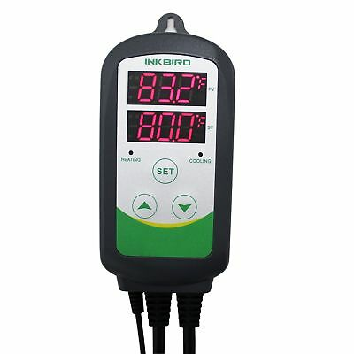 Inkbird Itc-308 Digital Temperature Controller Outlet Thermostat