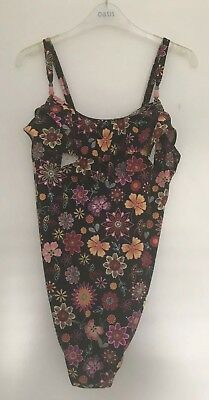 George Maternity swimming Costume - Size 14 Shoulder Straps
