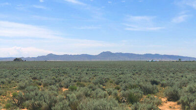 """Rare 40 Acre New Mexico Ranch """"tierra Valley""""! On Power! 2Wd! 0% Financing!"""