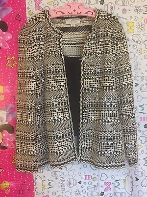 St.john Collection (By Marie Gray) Sz Medium 2 Pc Jacket Set