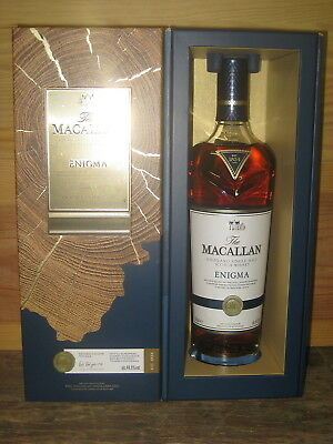 Macallan ENIGMA - Quest Collection - Limited Edition - Bottled 2017