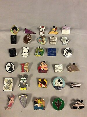 Disney Pin Trading Pin Lot 30