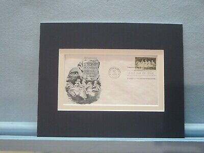 The Heroes of the Confederacy & Stone Mountain Memorial First Day Cover