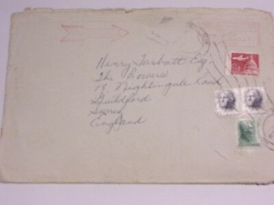Elvis Presley Open Up Christmas Card From 1964 Including Envelope Signed
