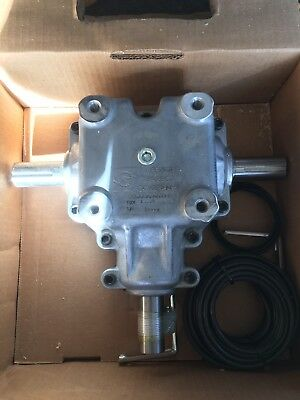 Superior Gearbox Company T-style Gearbox A0206