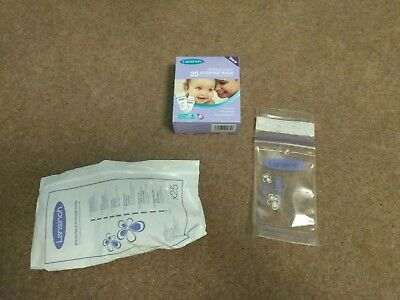 Lansinoh Breastmilk Storage Bags (32 Pieces)