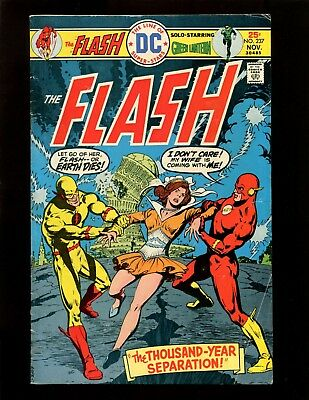 Flash #237 FN- Chan Novick Grell Prof Zoom/Reverse Flash Green Lantern Dr Fate