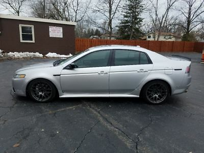 2007 Acura TL Type S 2007 Acura TL Type S Modified