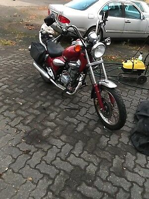 Chopper SDI 125 ccm
