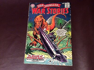 Star Spangled War Stories July 1963