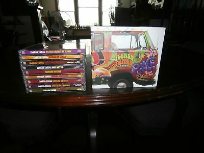 Flower Power (18 CD Superset Box Set With 291 Tracks) Time Life