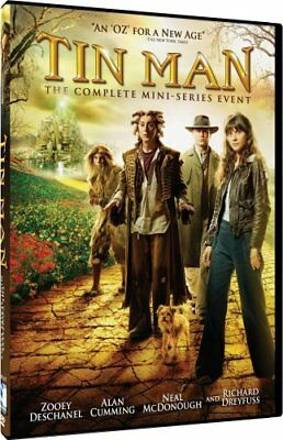 TIN MAN THE COMPLETE MINISERIES EVENT New Sealed 2 DVD Set