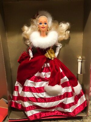 Peppermint Barbie  1994 Limited Edition MIB NRFB Winter Princess Collection