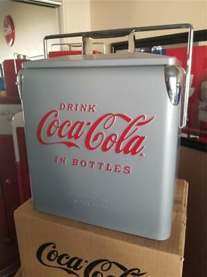 Coca Cola 6 Pack Cooler - 1950's Style Six Pack Retro Cooler Very Rare Prototype