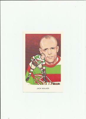 Great 1983 Postcard Of  J.p.(Jack) Walker  Hockey Hall Of Famer Elected 1960