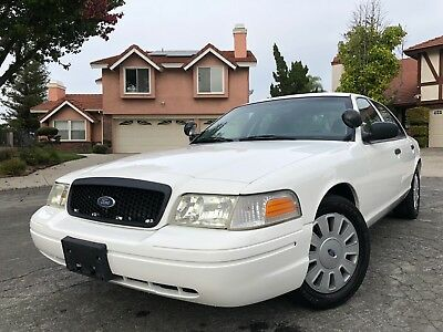 2007 Ford Crown Victoria Police Interceptor 2007 Ford Crown Victoria Police Interceptor 19k miles
