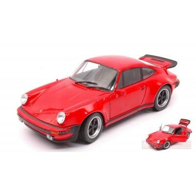 Welly We4043R Porsche 911 Turbo 3.0 1974 Red 1:24 Model Die Cast Model