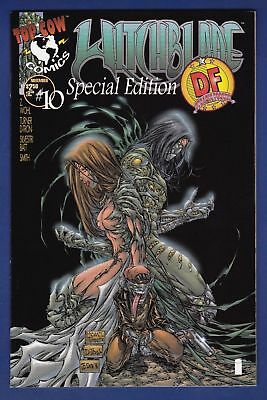 Witchblade #10  Dynamic Forces EXCLUSIVE Variant High Grade 1st App Darkness