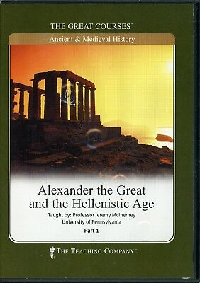The Great Courses: Alexander the Great and the Hellenistic Age