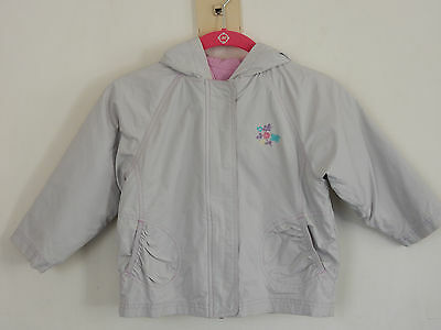Carter's Sweater And Jacket/pink & Khaki/size 3T & 4T/good Used Condition