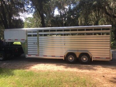 used stock trailers