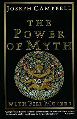 Power of Myth by Moyers, Bill Paperback Book The Cheap Fast Free Post