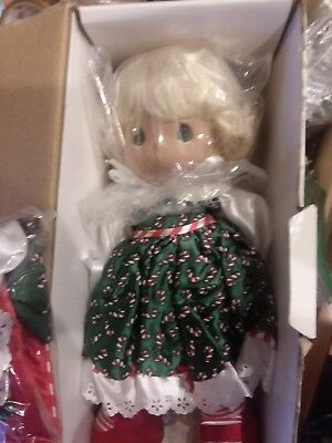 Precious Moments Christmas Stocking Doll  #5170 Collectible New In Box