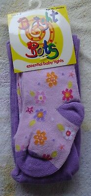 Bright Bots Baby Tights Size 1-2