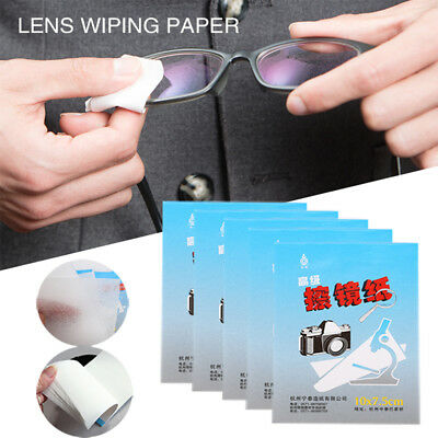 D511 BCCB Thin 5 X 50 Sheets Camera Len Smartphone Mobile Phone Cleaning Paper