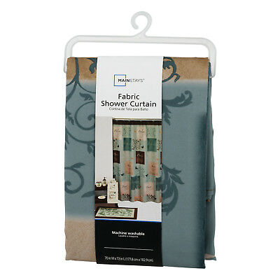 Butterfly Blessings Shower Curtain Bathroom Nature Insect Fly Outdoor House