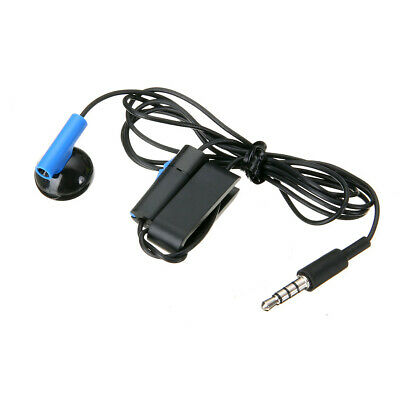 3.5mm Earphone Headphone Headset with Mic For Sony Playstation 4 PS4 Controller