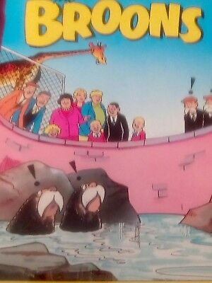 The Broons Book 1989