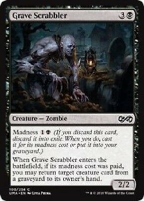 MTG magic 1x Grave Scrabbler FOIL (M/NM) Ultimate Masters