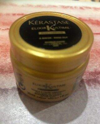 Kerastase Elixir Ultime Oleo-Complexe Beautifying Oil Masque - 30ml/1fl Oz. NEW