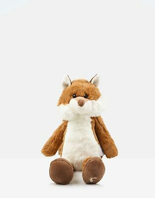 Joules Baby Fox Cuddly Toy ONE in FOX in One Size