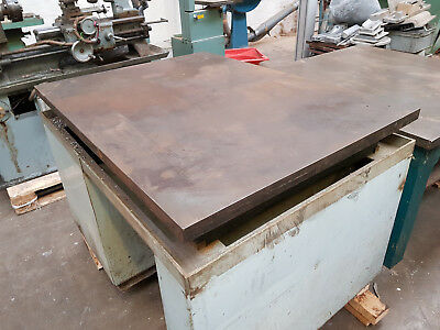 Surface Plate with a Strong Metal Table 4ft x 3ft