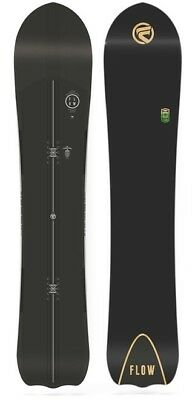 2018 Brand New Flow Enigma Snowboards 157cm & 162cm Available