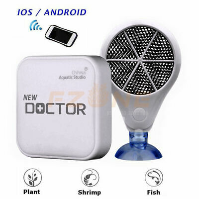Bluetooth App Control Chihiros Doctor for Both Aquatic Tank As TwinStar