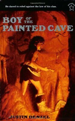 The Boy of the Painted Cave by Denzel, Justen Book The Cheap Fast Free Post