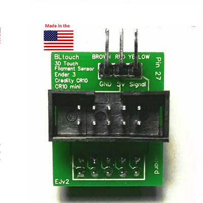 Creality Pin 27 Board for BLTouch or filament sensor,  BL Touch cr-10 ender 3