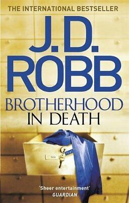 Brotherhood in Death: 42, Robb, J. D., Very Good condition, Book