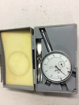 MITUTOYO DIAL INDICATOR 0.01MM -20mm No 2050