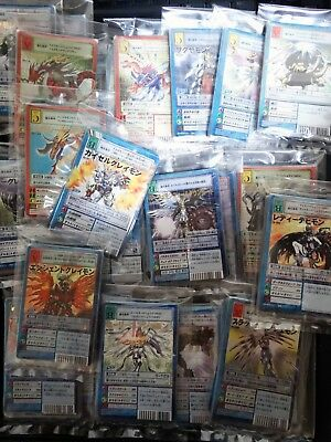 Digimon Digital Monster Card Game  Pack 15 cards Random Select Lucky Draw