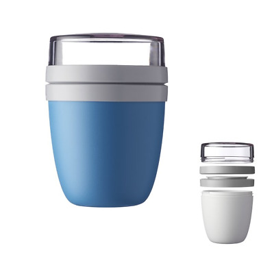Mepal Lunchpot Ellipse - Aqua