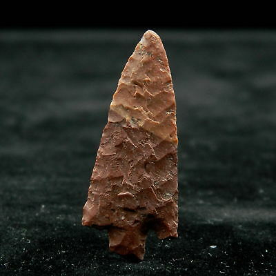 Saharian NEOLITHIC - Rhyolite ARROWHEAD - 29.6 mm LONG